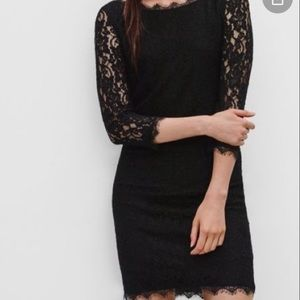 Babton lace dress!